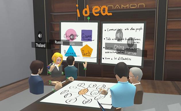 アイディア出しやブレスト時の創造性の加速